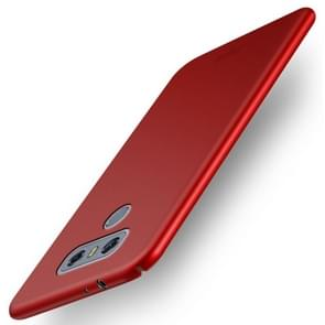 MOFI For LG G6 PC Ultra-thin Edge Fully Wrapped Up Protective Case Back Cover(Red)