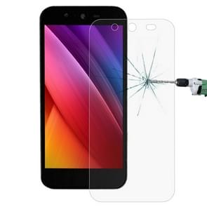 50 PCS for Asus Live / G500TG 0.26mm 9H Surface Hardness Explosion-proof Non-full Screen Tempered Glass Screen Film