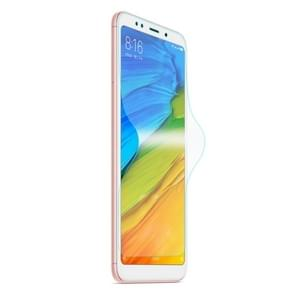 ENKAY Hat-Prince Xiaomi Redmi 5 Plus 0.1mm TPU+TPE+PET Material 3D Full Screen Explosion-proof Soft Screen Protector Water Condensate Film