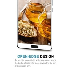 Huawei Mate 10 9H Surface Hardness 2.5D Curved Edge HD Explosion-proof Tempered Glass Screen beschermings wit