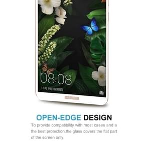 For Huawei  Mate 10 Pro 9H Surface Hardness 2.5D Curved Edge HD Explosion-proof Tempered Glass Screen Protector (White)