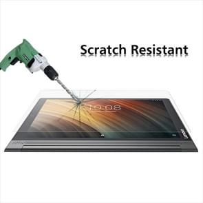 2 PCS Lenovo YOGA Tab3 Plus 9H Surface Hardness Tempered Glass Screen Protector