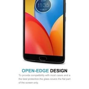 10 PCS for Motorola Moto C 0.3mm 9H Surface Hardness 2.5D Explosion-proof Tempered Glass Full Screen Film