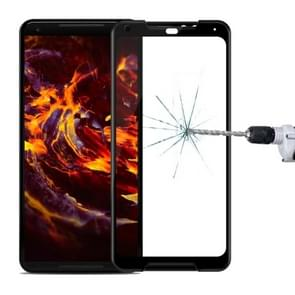 MOFI voor Google Pixel 2 XL 0.3mm 9H Surface Hardness 3D Curved Edge Tempered Glass Screen beschermings