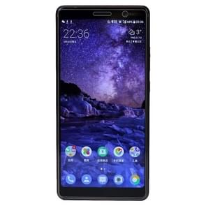 100 PCS for Nokia 7 Plus 0.26mm 9H Surface Hardness 2.5D Explosion-proof Tempered Glass Screen Film