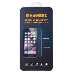 2 PCS for  4.0 inch Mobile Phone 0.26mm 9H Surface Hardness 2.5D Explosion-proof Tempered Glass Screen Protector Film