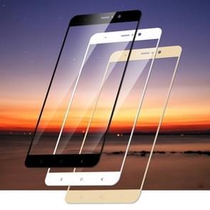 MOFI Xiaomi Mi 5s Plus 0.3mm 9H Hardness 2.5D Explosion-proof Full Screen Tempered Glass Screen Film(Gold)