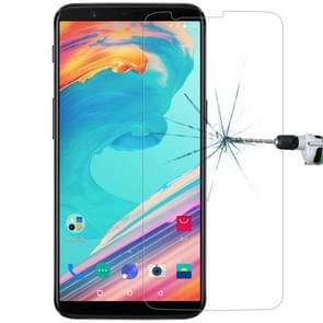 NILLKIN AMAZING H+PRO OnePlus 5T 0.2mm 9H Hardness 2.5D Arc Edge Explosion-proof Tempered Glass Film Screen Protector with HD Lens Protector & Installation Tools