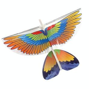 Fly Toy RC Flying Parrot with Remote Control