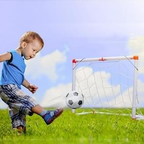 Indoor and Outdoor Children Sports Equipment Detachable Soccer Door Frame