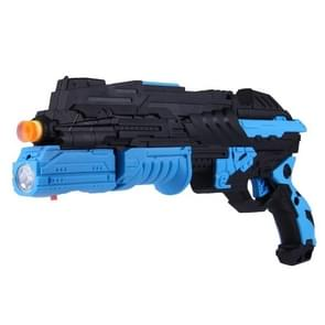 Funny Children Toy Gun CS Game Gun Soft Bullet Crystal Paintball Marbles Gun, Soft Crystal Paintball Not Included(Blue)