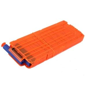 Toy Gun EVA Soft Bullets Quick Reload Clips for S-NT-1296 / S-NT-1297