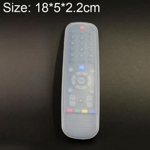 SKYWORTH TV Remote Control Waterproof Dustproof Silicone Protective Cover, Size: 18*5*2.2cm