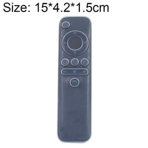 TMALL Box Remote Control Waterproof Dustproof Silicone Protective Cover, Size: 15*4.2*1.5cm