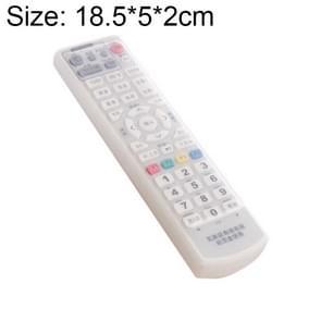 Remote Control Silicone Protective Cover, Size: 18.5*5*2cm