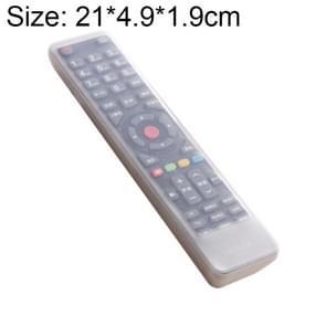 Remote Control Silicone Protective Cover, Size: 21*4.9*1.9cm