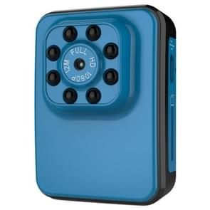 R3 Full HD 1080P 2.0MP Mini Camcorder Action Camera, 120 Degrees Wide Angle, Support Night Vision / Motion Detection(Blue)