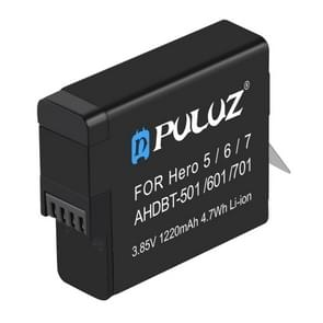 PULUZ for GoPro HERO5 AHDBT-501 3.85V 1220mAh Battery