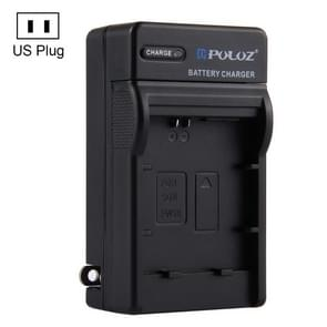 PULUZ US Plug Battery Charger for Sony NP-FW50 Battery