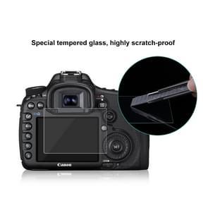 PULUZ 2.5D 9H Tempered Glass Film for Canon 5D Mark III, Compatible with Olympus SH50, Pentax K3 / K3II / 645Z, Sony HX7 / HX9 / HX100 / WX9 / HX30 / HX200 / W670 / W630 / WX100
