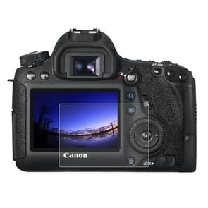 PULUZ 2.5D 9H Tempered Glass Film for Canon 6D, Compatible with Sony HX50 / HX60, Olympus TG3 / TG4 / TG5, Nikon AW1