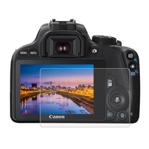 PULUZ 2.5D 9H Tempered Glass Film for Canon 100D, Compatible with Canon 100D / M3 / G1X2