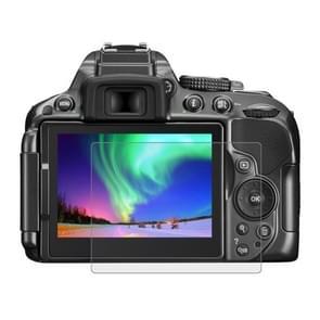 PULUZ 2.5D 9H Tempered Glass Film for Nikon D5300, Compatible with Nikon D5300 / D5500 / D5600, Pentax K-1 /K-1markii