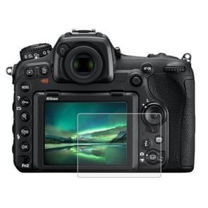 PULUZ 2.5D 9H Tempered Glass Film for Nikon D7100, Compatible with Nikon D5 / D500 / D7100 / D610 / D600 / D750 / D810 / D800 / D800E / D850 / D4S / D5200 / D5100 / P530 / P510, Fujifilm HS33 / HS35 / GFX50S / S1700 / S1770 / S2900 / S2950 / S4000 / HS20