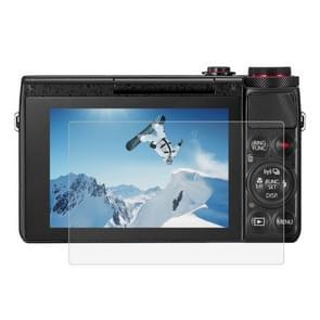 PULUZ 2.5D 9H Tempered Glass Film for Canon G7X , Compatible with Canon G9X / G7X / G5X / G7XII / G7XIII / G9XII / G1X Mark III / M6 / M100 / M50, Olympus E-M5 / E-M10