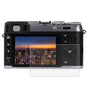 PULUZ 2.5D 9H Tempered Glass Film for Fujifilm X100T, Compatible with Fujifilm XE2 / XE2S / X100F