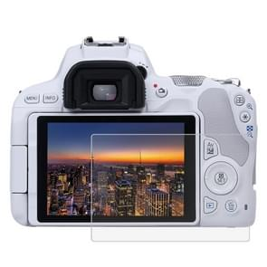PULUZ 2.5D 9H Tempered Glass Film for Canon EOS 200D , Compatible with Canon KISS X9 / EOS Rebel SL2