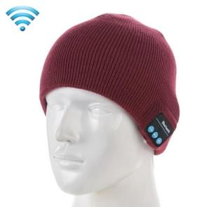 Knitted Bluetooth Headset Warm Winter Hat with Mic for Boy & Girl & Adults