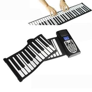 Portable 49 Standard Keys Roll Up Soft Keyboard Piano