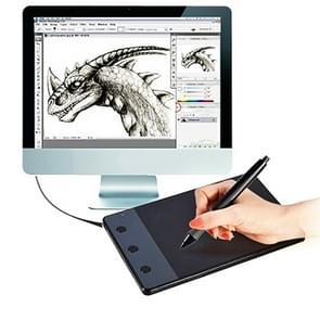 HUION H420 Computer input Device 4.17 x 2.34 inch 4000LPI Drawing Tablet Drawing Board with Pen