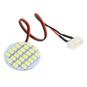 White 24 LED Multi Axis Night Lights for RC Aircraft with Mucilage Glue and Connecting Sensor FPV