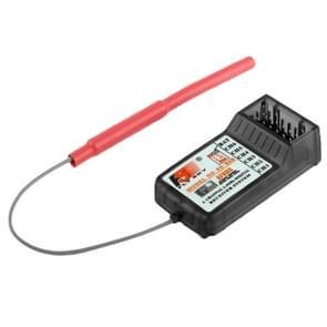 6CH 2.4GHz Digital Receiver System for RC Transmitter FS-CT6B / FS-TH9X (FS-R6B)