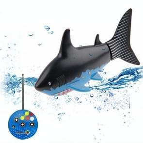 3310B 3CH 27MHz / 40 MHz RC Mini Shark with Remote Control (Blue+Black)