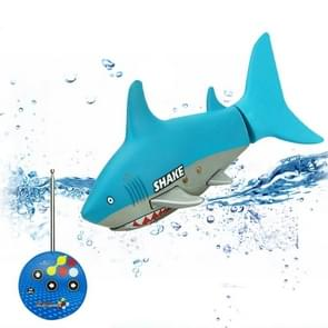 3310B 3CH 27MHz / 40 MHz RC Mini Shark with Remote Control (Baby Blue)