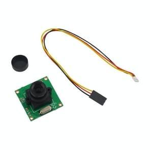 HD 700TVL CCD Mini Security Video PCB Board FPV Color Digital CCD Camera