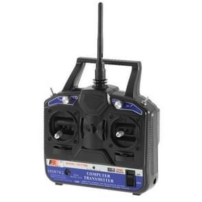 FLY SKY 2.4G FS-CT6B 6 CH Channel Radio Model RC Transmitter Receiver Control