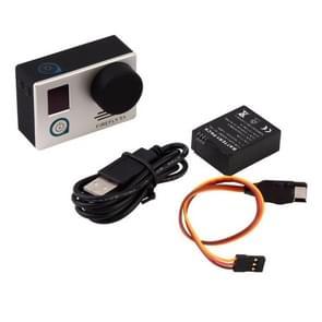 Sharp Vision Firefly 5S 12MP 1080P COMS HD DVR WiFi Aerial Camera FPV