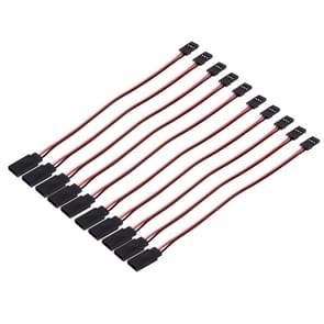 10 pcs 15cm Servo Extension Lead Wire Cable