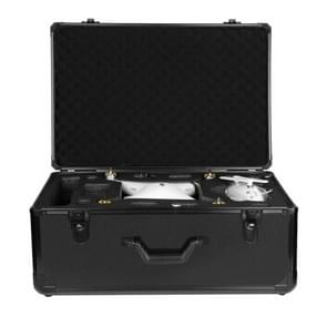 Special Aluminum Case Protective Protector Carry Out Box for DJI Phantom 3 / 2 & 2 Vision+(Black)