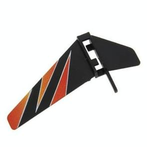 Replace Vertical Tail Blade for WL TOYS V911 Helicopters(Orange)