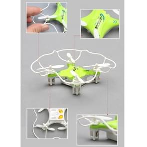 M9912 4-Channel 2.4GHz Radio Control Quadcopter with 6-axis Gyro / LED(Silver)