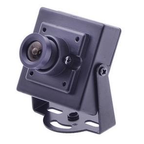 Mini HD 700TVL 1/3 inch 3.6mm Lens CCTV Security Video FPV Color Camera, PAL System