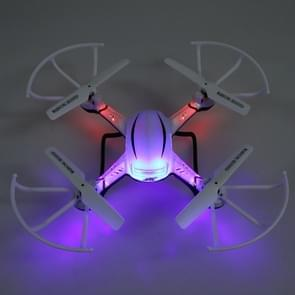 JJR/C H12C-1 6-axis Gyro 4-Channel 2.4GHz Radio Control Headless Mode Drones Quadcopter with LED Light(Orange)