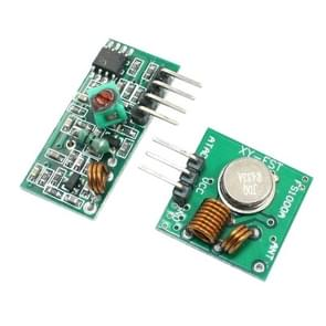 433MHz Transmitter and Receiver Kit for Arduino / ARM / MCU remote control