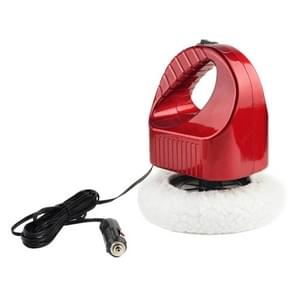 12V 40W Care Tools Car Wax Polishing Machine(Red)