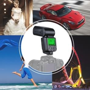 Triopo TR-960iii Flash Speedlite for Canon / Nikon DSLR Cameras